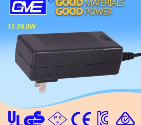 Image of 12-28.8W Wall-Mounted Power Adapter