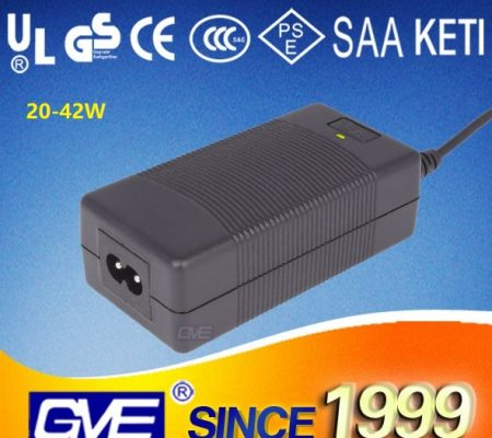 Image of 20-42W Desktop Power Adapter