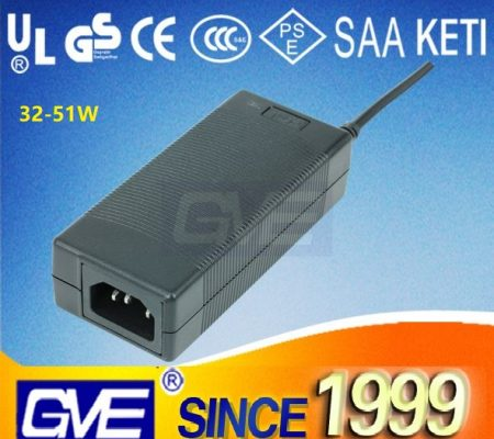 Image of 32-51W Desktop Power Adapter