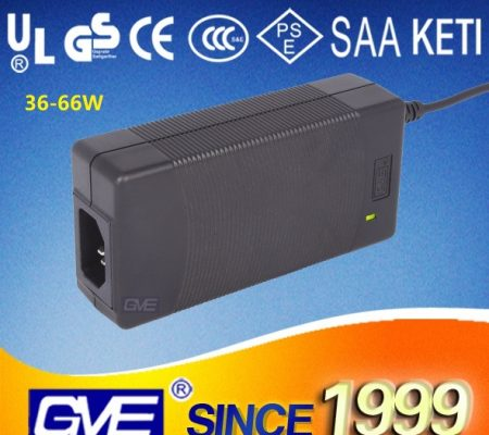 Image of 36-66W Desktop Power Adapter