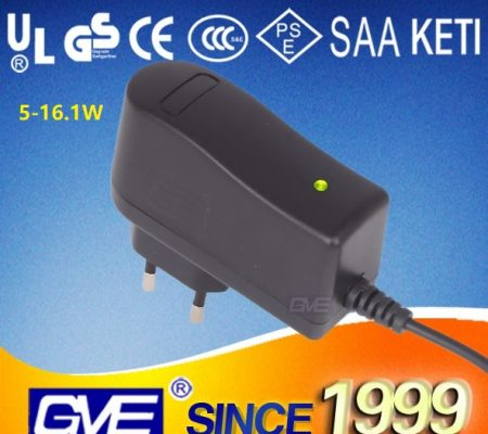 Image of 5-16.1W Wall-Mounted Power Adapter