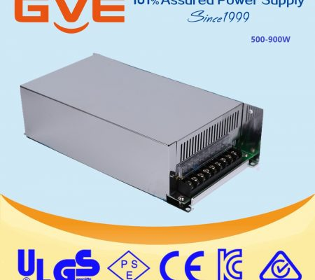 Image of 500-900W Enclosed Power Supply