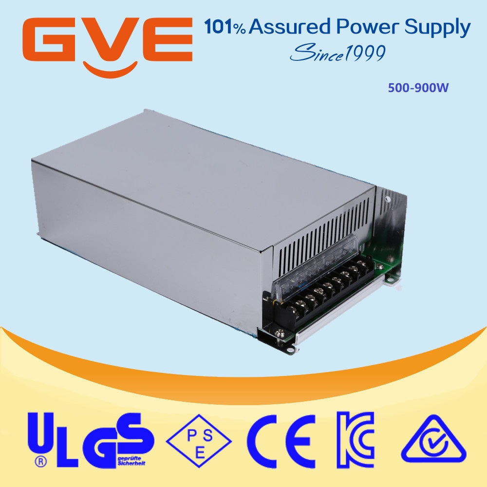 Image Of 500 900W Enclosed Power Supply