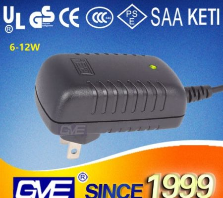 Image of 6-12W Wall Power Adapter